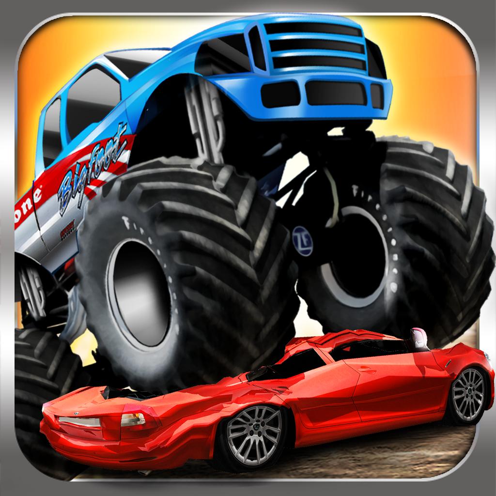 Monster Truck Destruction™ by Chillingo Ltd icon